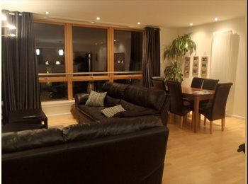 EasyRoommate UK - Stylish, modern city centre flat  - Edinburgh Centre, Edinburgh - £650 pcm