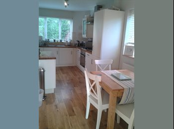 EasyRoommate UK - Furnished Double room to Rent in modern house Cheadle - Cheadle, Stockport - £400 pcm