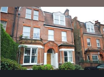 EasyRoommate UK - SPACIOUS DOUBLE ROOMS TO RENT, WEST HAMPSTEAD - Hampstead, London - £1,350 pcm