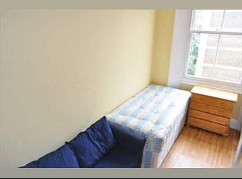 SW1V Single Semi Studio Great Location
