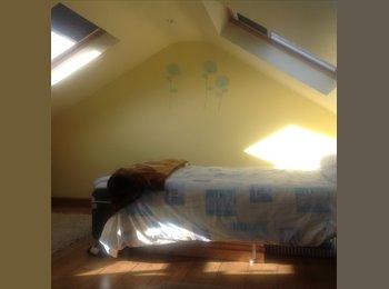 Large double en-suite loft room