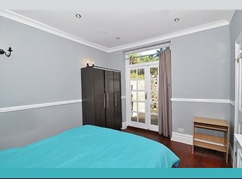 A generously sized, fully furnished double room in Baron's...
