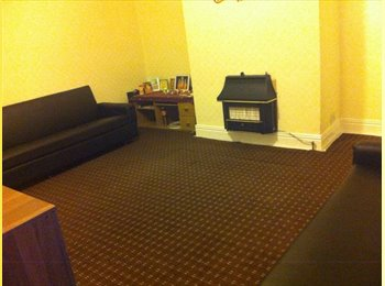 Single room in  a double bed room flat