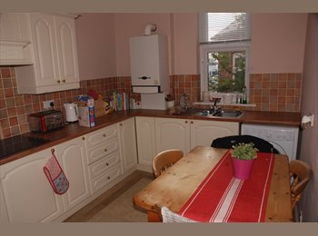 Beautiful 2 bedroom upstairs flat - 5 minutes from city...