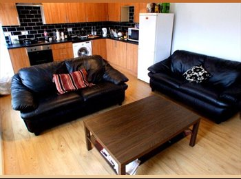 EasyRoommate UK - Modern, Spacious 2 Bedroom apartment - Fantastic central location - Hyde Park, Leeds - £304 pcm