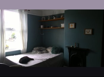 Double furnished room  in a quiet and comfy house in...