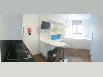 Luxury Studio Apartment with Bills Inc.