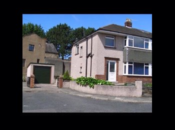 EasyRoommate UK - Single bedroom in five bed house refurbished Summer 2015 - Lancaster, Lancaster - £95 pcm