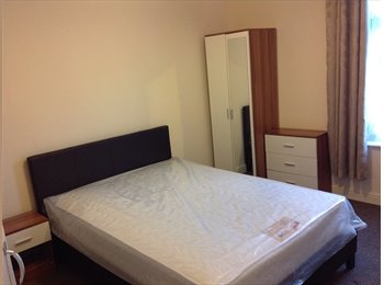 EasyRoommate UK - Stylish bedrooms within walking distance to universities , Highfield - £280 pcm