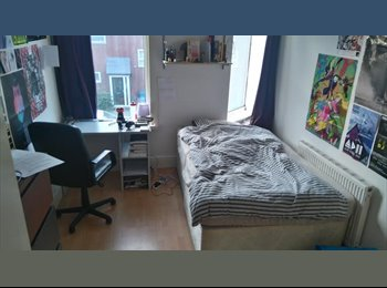 EasyRoommate UK - Bright room in student house - Rusholme, Manchester - £355 pcm