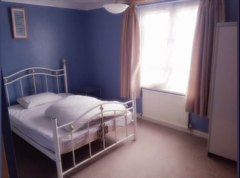 EasyRoommate UK - A Large double Room for A Female - Tooting, London - £500 pcm