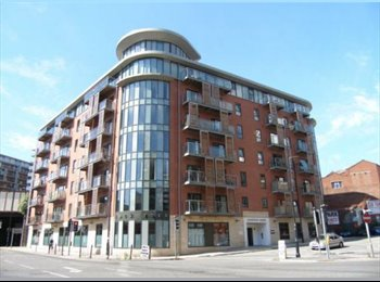 EasyRoommate UK - City centre double room available February 2016 - Manchester City Centre, Manchester - £417 pcm