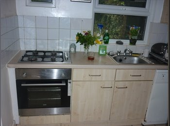 EasyRoommate UK - Great double room 1m walk to Wood Green Station - Alexandra Palace, London - £540 pcm