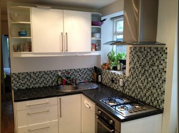 EasyRoommate UK - Double room in gorgeous Queen's Park garden flat - Maida Hill, London - £780 pcm