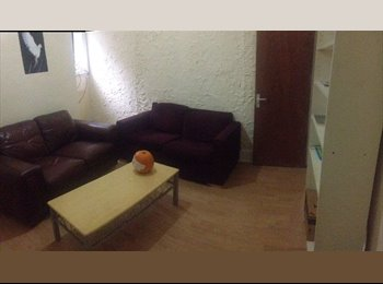 EasyRoommate UK - 3 double bedrooms available in Rusholme, close to universities and supermarkets!! - Rusholme, Manchester - £205 pcm