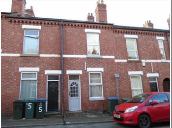 Four Bedroom House, Coventry, CV1 3EW, Bedford Street