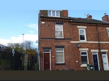 Five Bedroom Shared House, Coventry, CV1 3ET, Gordon Street