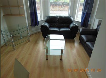 Flat in Liverpool