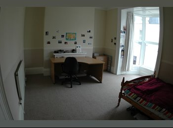 EasyRoommate UK - Big room Recently Renovated Available in Plymouth 5 minutes walking from Centre - Plymouth, Plymouth - £400 pcm