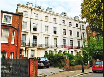 A cosy studio flat on St Petersburgh Place, Bayswater W2