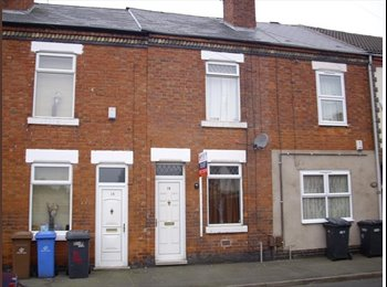 EasyRoommate UK - 2 Bedroom Mid Terraced House in Alvaston - Alvaston, Derby - £425 pcm