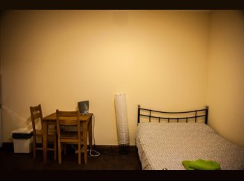 Double Studio for 2 In Kilburn