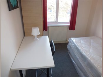 NICE SINGLE ROOM WITH DOUBLE BED IN NORTH ACTON - ZONE 2 -...