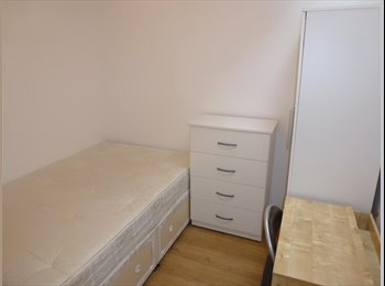 SINGLE ROOM WITH DOUBLE BED TO RENT IN KILBURN ZONE 2 –...