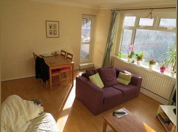 EasyRoommate UK - Large Double room in Spacious flat - Twickenham  - Twickenham, London - £875 pcm