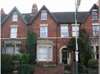 EasyRoommate UK - Amazing Victorian houseshare in the heart of Old Town - Swindon Town Centre, Swindon - £340 pcm