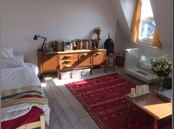 EasyRoommate UK - Huge double bedroom with garden and loads of light near Caledonian Road - Holloway, London - £650 pcm