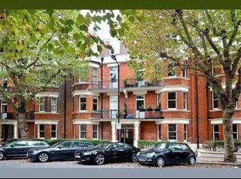 EasyRoommate UK - Spacious double room in Maida Vale  - Maida Hill, London - £1,080 pcm
