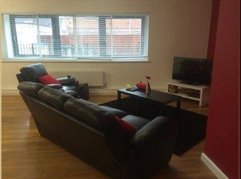 EasyRoommate UK - Modern double bedroom - Southampton, Southampton - £435 pcm