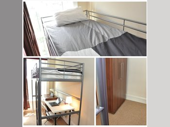 EasyRoommate UK - ++++++ACTON!NEWLY REFURBISHED ROOM IN A 3 BED FLAT!COZY&COMFY&AFFORDABLE PRICE - Acton, London - £585 pcm