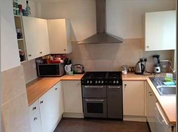 EasyRoommate UK - Double room in huge 4-storey Kemp Town houseshare - Kemp Town, Brighton and Hove - £405 pcm