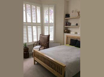 EasyRoommate UK - Top quality bedroom with bathroom 3 min from Clapham junction  - Battersea, London - £1,100 pcm