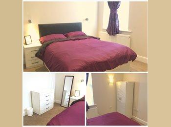 EasyRoommate UK - Modern 5* Brand New Double Bedroom - Willesden, London - £800 pcm