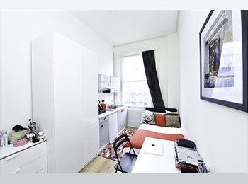 EasyRoommate UK - Fully furnished and cosy single room in Notting Hill, all bills included - Notting Hill, London - £1,214 pcm