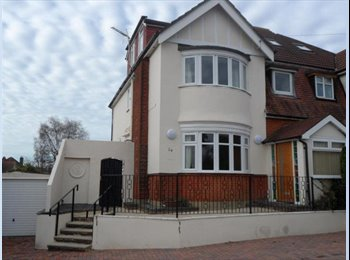 Double Room in a modern shared house in Poole Town Centre