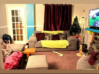 EasyRoommate UK - Double room for rent in Plympton house - Plympton, Plymouth - £400 pcm