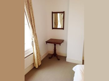 Bright Brixton Double Room with Brilliant View.