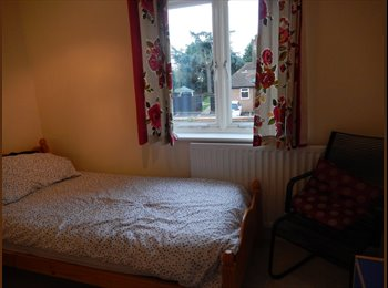 EasyRoommate UK - Furnished large single room in nice area - Abingdon, Oxford - £500 pcm