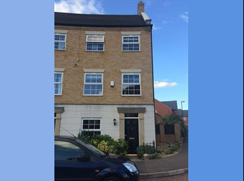 EasyRoommate UK - Fabulous Double Room - City Point - All Bills Included - Wilmorton, Derby - £364 pcm