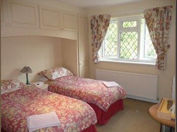 Double room with en-suite - Beautiful house in Radlett...