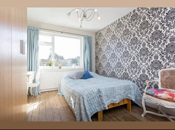 Lovely double bed room