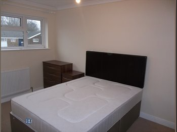 EasyRoommate UK - Newly Renovated Rooms - Broadfield, Crawley - £500 pcm