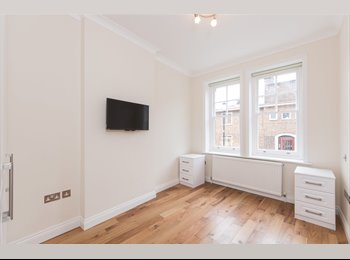 Modern Brand New Flat Available in Kensington and Chelsea.