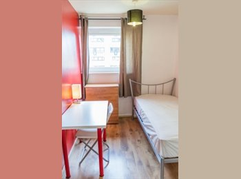 Rooms Available in Shared Apartment