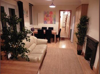 Spacious double rooms near Freedom Fields. Tidy, clean...