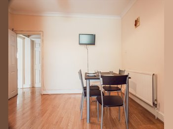 EasyRoommate UK - Three Rooms for Rent Close to Westfield Stratford - All Bills Included - Manor Park, London - £642 pcm